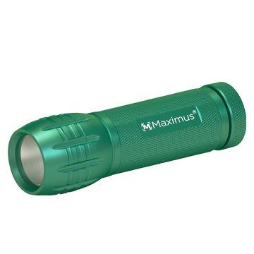Maximus Compact 11 - Aluminiums lygte på 120 lumen fås i 4 farver